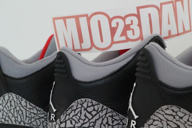 Air Jordan Black Cement 3 Comparison (4)