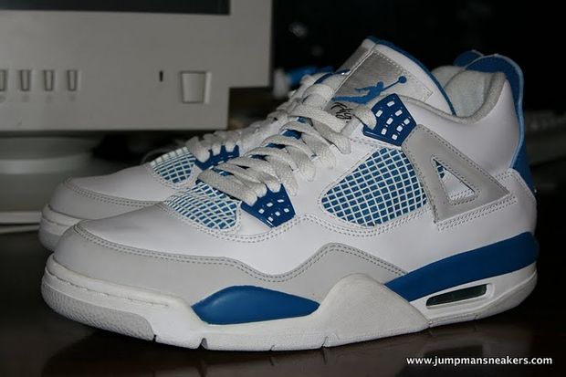 Air Jordan 4 Military Sample (6)
