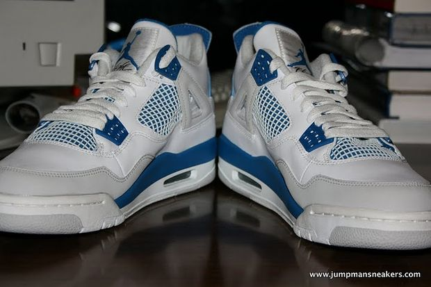 Air Jordan 4 Military Sample (5)