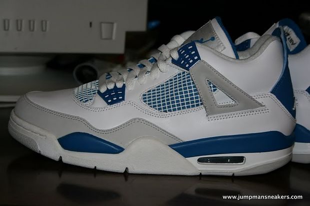 Air Jordan 4 Military Sample (3)