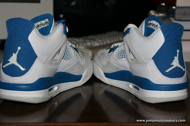 Air Jordan 4 Military Sample (2)