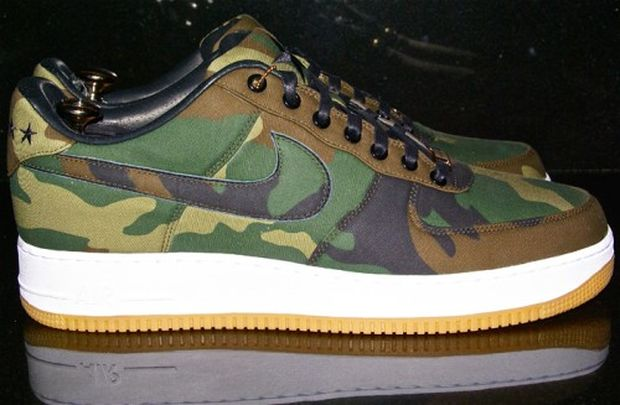 Nike Air Force 1 Camouflage Season Bespoke (4)