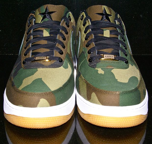 Nike Air Force 1 Camouflage Season Bespoke (3)