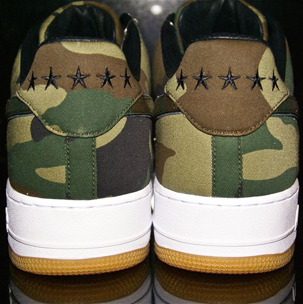 Nike Air Force 1 Camouflage Season Bespoke (2)