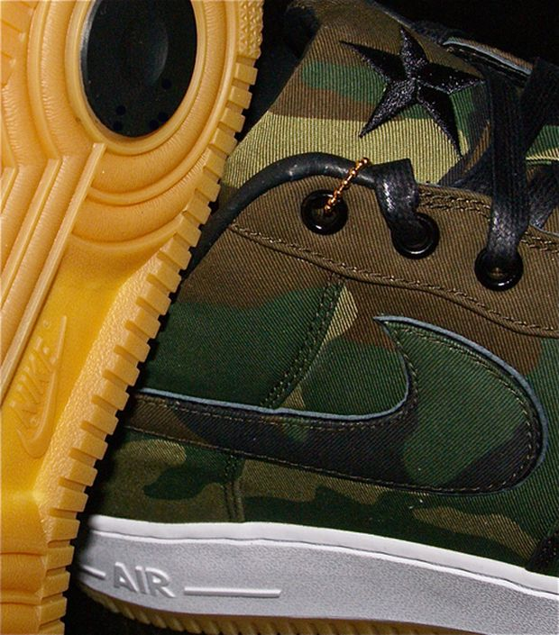 Nike Air Force 1 Camouflage Season Bespoke (1)