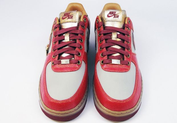 Nike Air Force 1 Bespoke by Luis Perez (4)