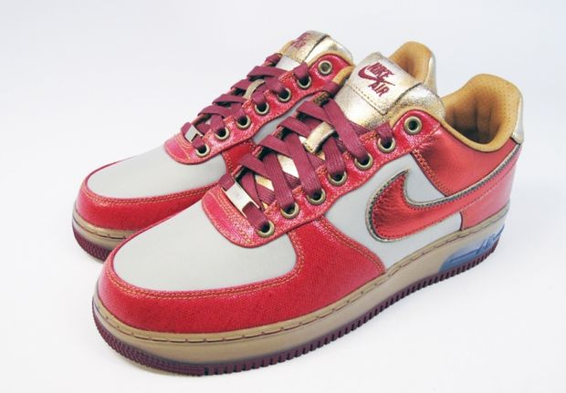 Nike Air Force 1 Bespoke by Luis Perez (2)