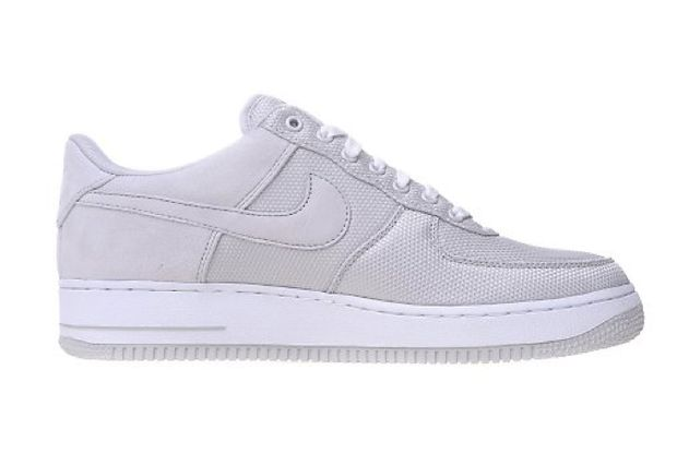 Nike Air Force 1 Uptstep Metallic Mesh |