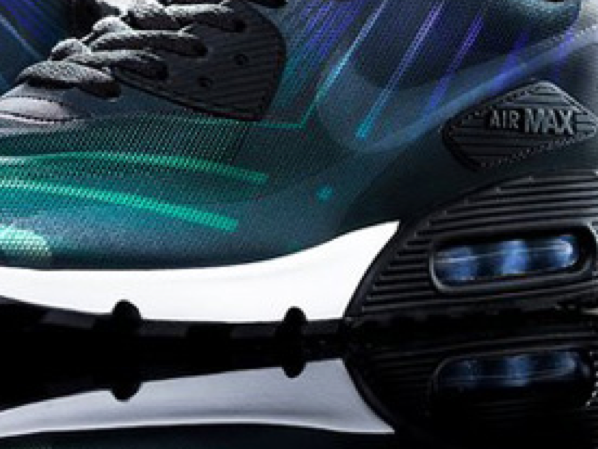 Nike Air Max 90 x Hurley Phantom 4D
