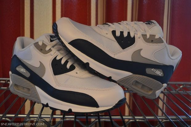 sports shoes 82806 49f2d germany air max 95 cowboys custom shoes f9e2c 718d7  new zealand dallas  cowboys grey blue shoes nike air max sneakers nike air max 90 05e67
