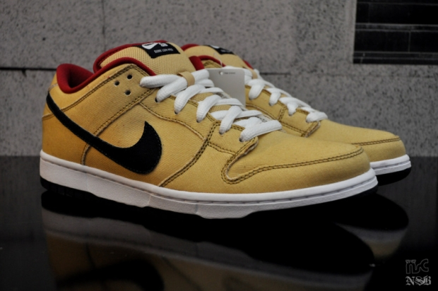 Nike SB Gold Dust Dunk Low (4)