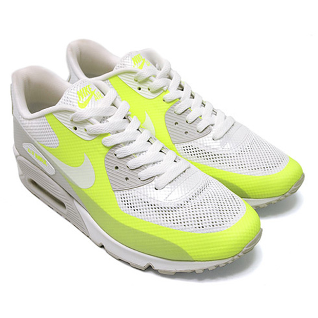 Nike Air Max 90 Hyperfuse Neutral Grey/White-Volt (5)