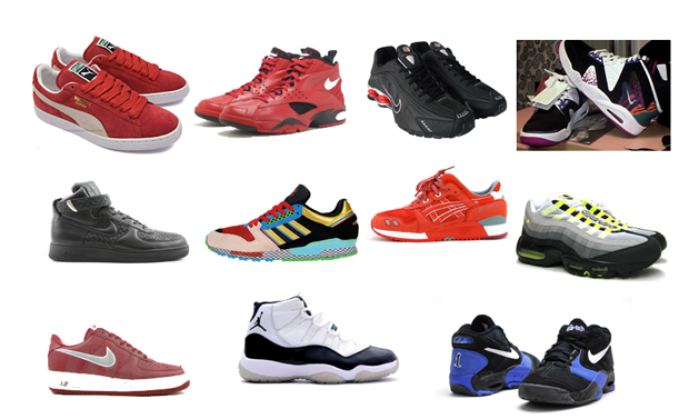 Adam Zee's Top 25 Sneakers of All Time (3)