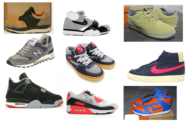 Adam Zee's Top 25 Sneakers of All Time (2)