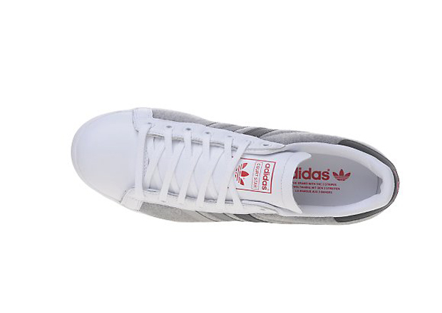 adidas Originals Court Star White/Marl Grey-Heather (1)