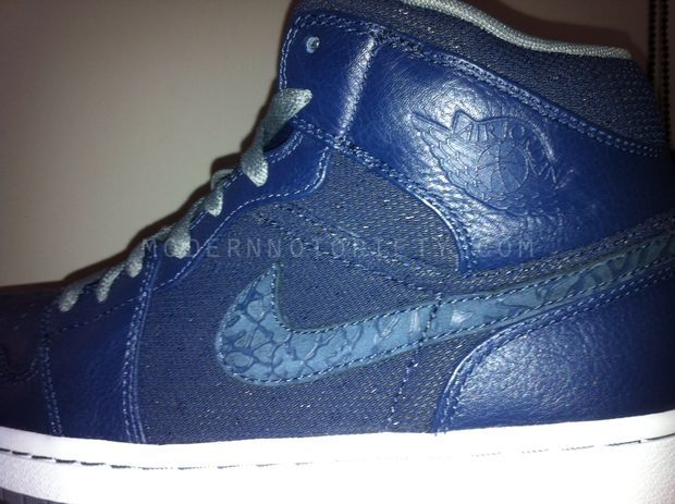 air jordan 1 phat yankees (1)