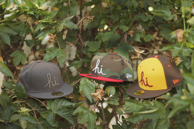 "In4mation ""Hi"" Fitteds (7)"