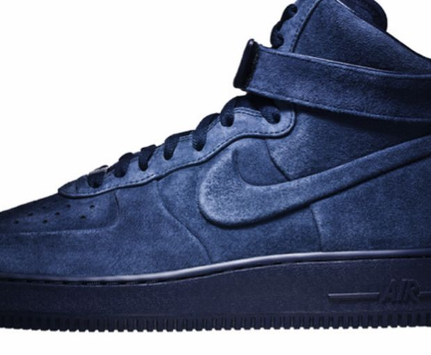 Nike Air Force 1 High Vac Tech Obsidian (1)