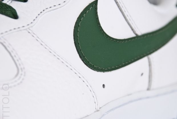 Nike Air Force 1 Low White Gorge Green (3)