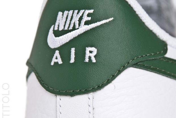 Nike Air Force 1 Low White Gorge Green (2)