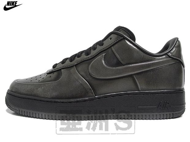 Nike Air Force 1 Vac Tec Black (3)