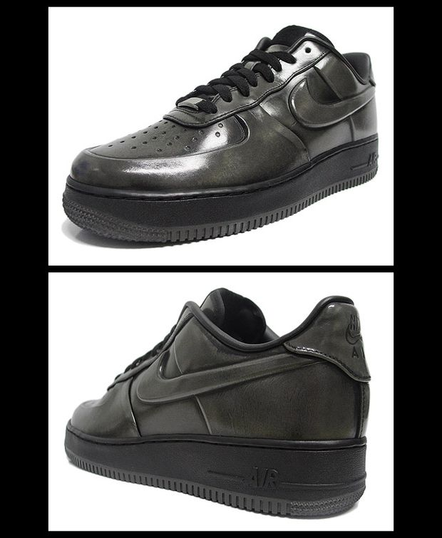 Nike Air Force 1 Vac Tec Black (2)