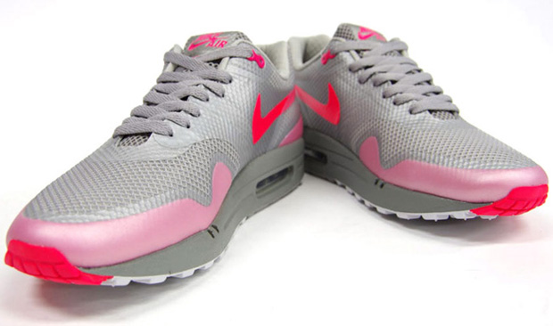 Nike Air Max 1 Hyperfuse Premium Grey/Pink (4)
