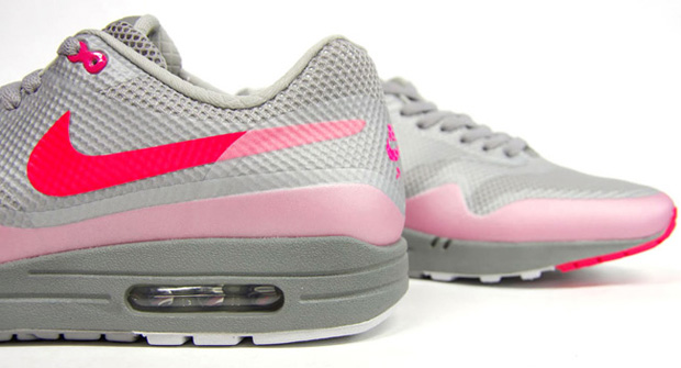 Nike Air Max 1 Hyperfuse Premium Grey/Pink (1)
