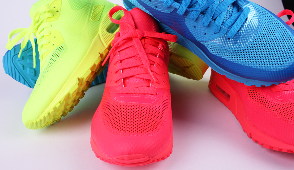 Nike Air Max 90 Hyperfuse Independence Day White by
