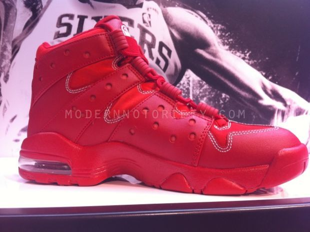 Nike Air Max CB34 Ripstop Varsity Red (4)