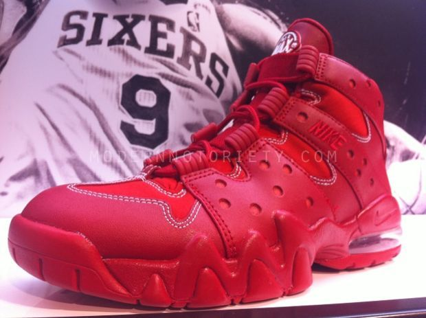 Nike Air Max CB34 Ripstop Varsity Red (3)
