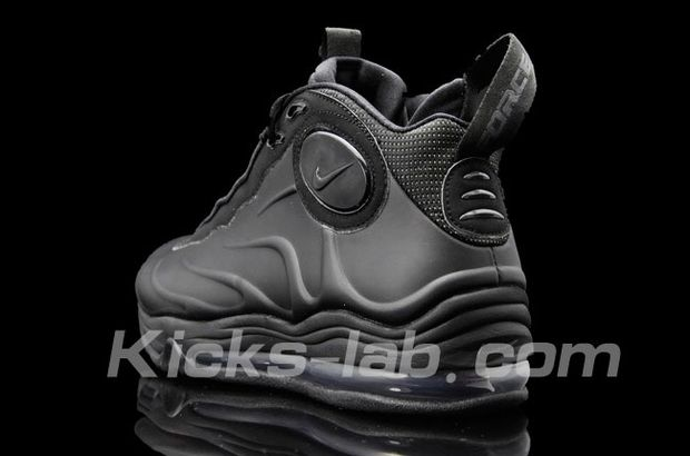 Nike Air Total Foamposite Max Black (6)