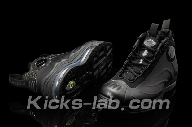 Nike Air Total Foamposite Max Black (4)