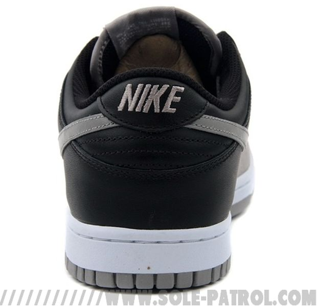 Nike Dunk Low Medium Grey (4)