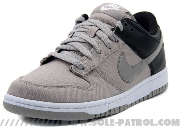 Nike Dunk Low Medium Grey (2)