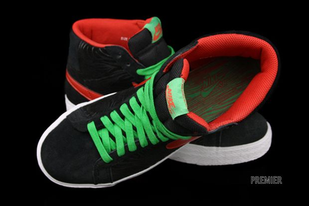 Nike SB Blazer Low End Theory (2)