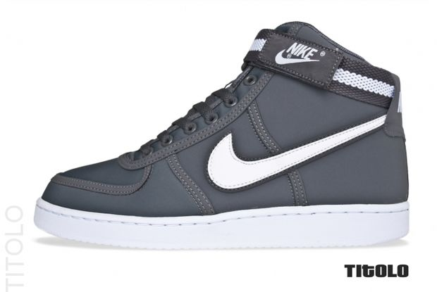 Nike Vandal Dark Grey White (3)
