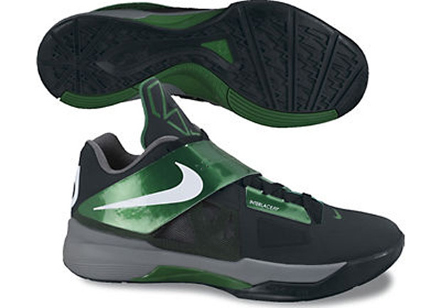 Nike Zoom KD IV On Foot (6)