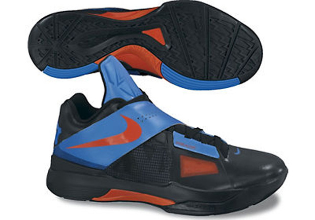 Nike Zoom KD IV On Foot (5)