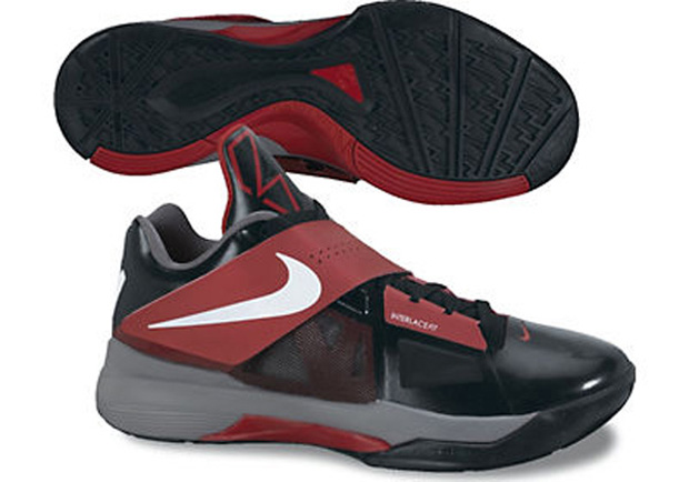 Nike Zoom KD IV On Foot (4)