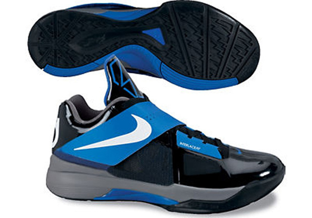 Nike Zoom KD IV On Foot (3)
