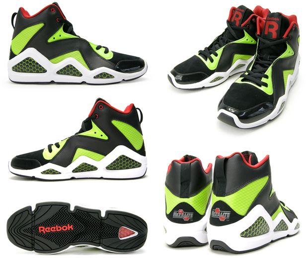 Reebok Kamikaze III Sonic Yellow Ex Red (2)