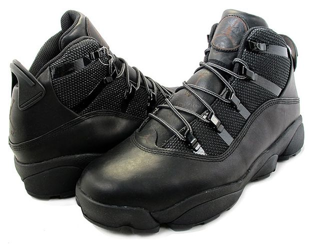 ff6346b75f8c3b Air Jordan Winterized 6 Rings Black   Rustic