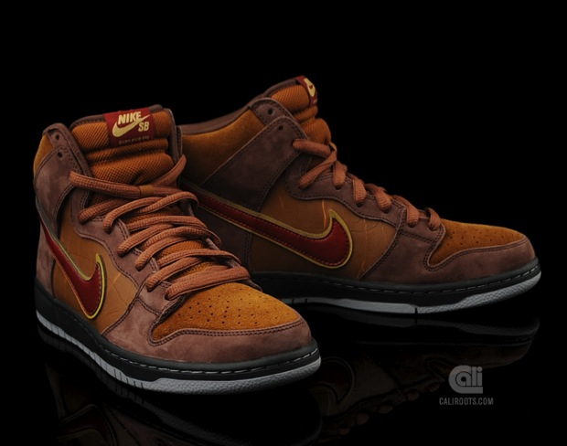 Nike Dunk SB High Cigar (5)