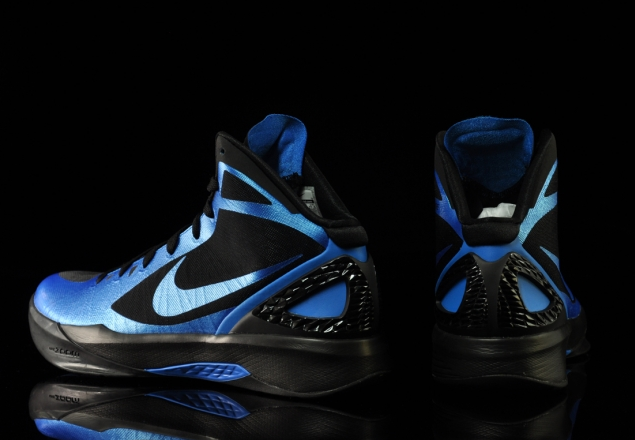 nike zoom hyperdunk 2011 photo blue photo blue black