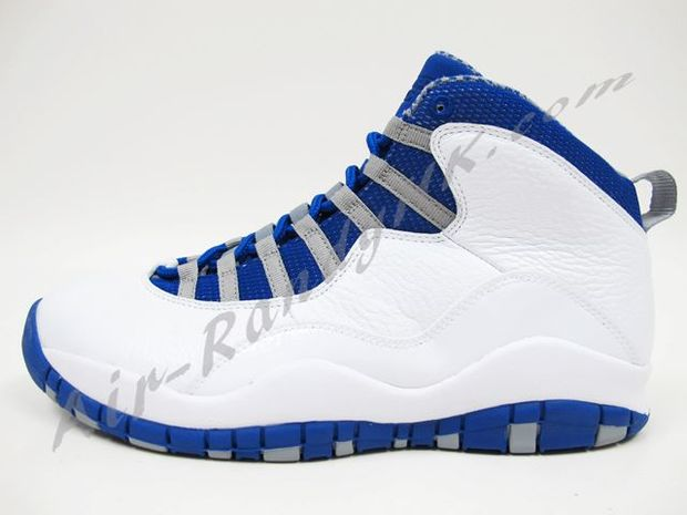 low priced 0f611 8edde Air Jordan 10 - Old Royal - Stealth First Look