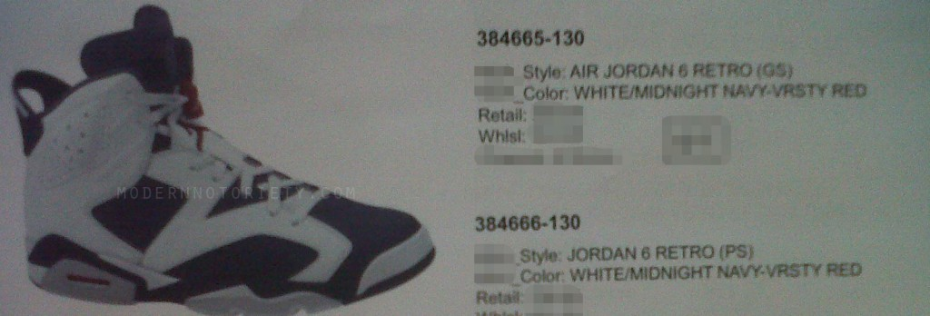 "> Air Jordan 6 ""Olympic"" Midnight Navy Fall 2012!! - Photo posted in Kicks @ BX (Sneakers & Clothing) 
