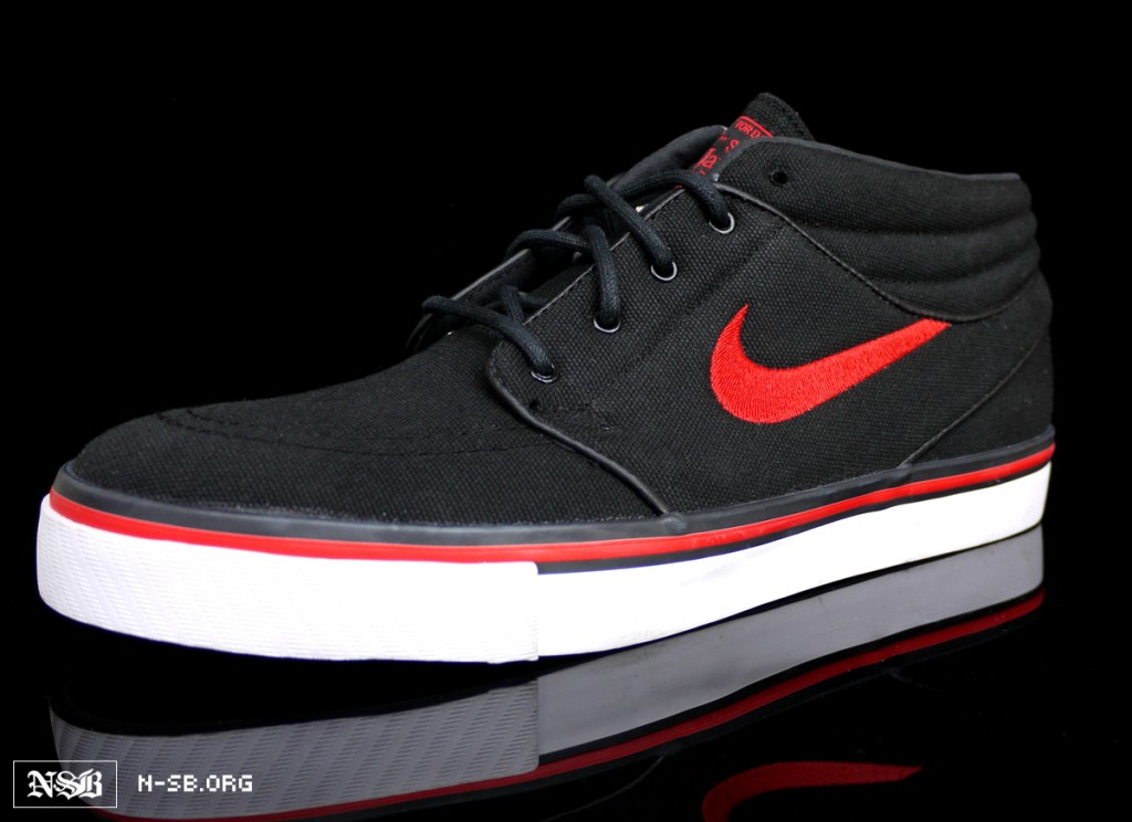 Nike Sb Black And Red