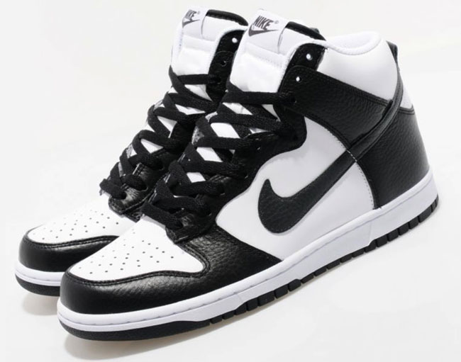 Black And White Dunk High 12 Nike Dunk High Sb  4329a34b3dac