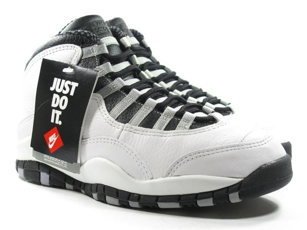Jordan Steel Toe Shoes